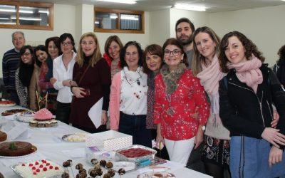 Concurso de postres departamento de Inglés – Santo Tomás de Aquino 2018