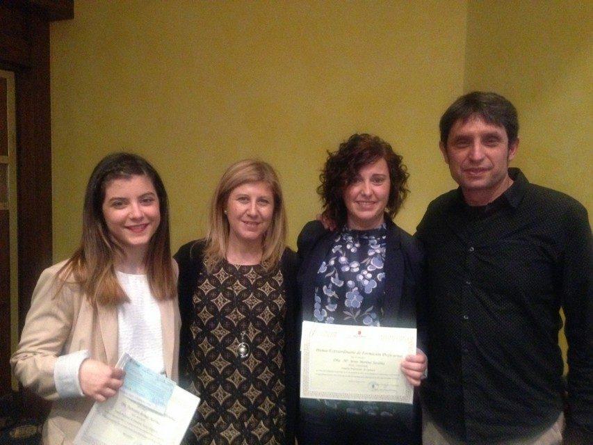 Premios extraordinarios de Formación Profesional 2015-2016