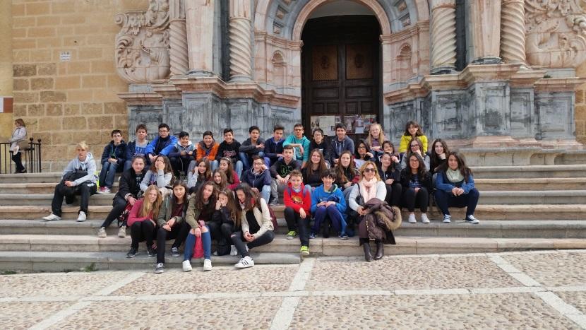 Visita a Barranda y Caravaca – 2016