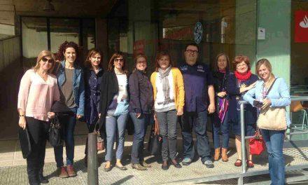El profesorado de Formación Profesional del IES Juan Carlos I visita la UPCT