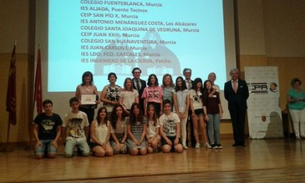 """Alumnos mediadores asisten a las X jornadas """"Educando en Justicia"""""""