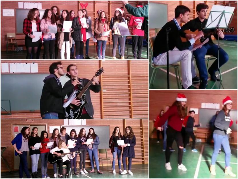 Navidad en el IES Juan Carlos I – 2016