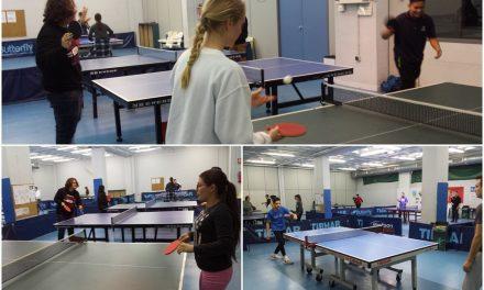 Deportes con raqueta: dpto. de Educación Física