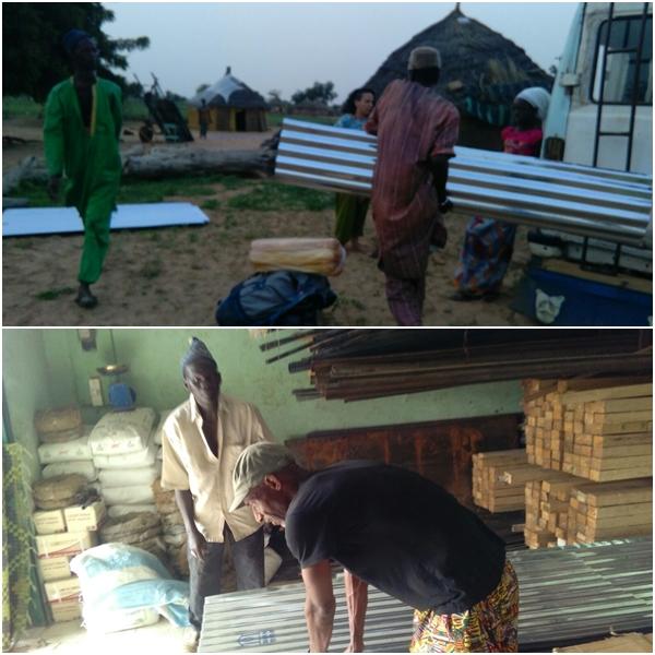 Ayuda humanitaria para Senegal
