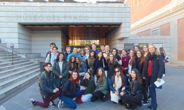 Viaje cultural a Madrid 2017 – Departamento de Latín