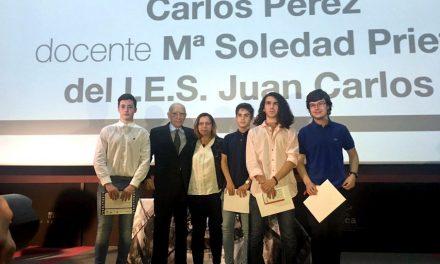 Primer premio en el I Festival de Cortos «Donarfest»