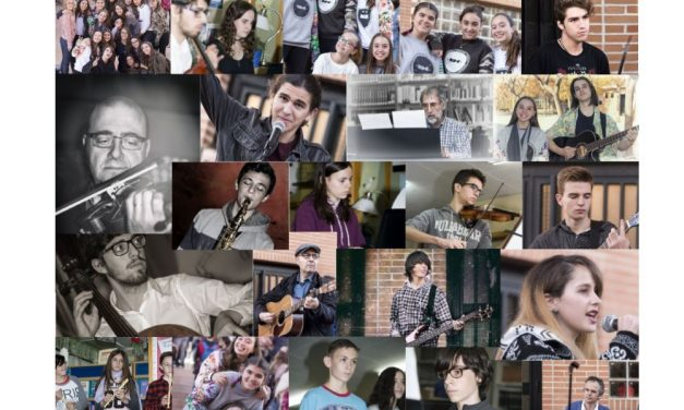 Momentos de actividades en el IES (IV) – Santa Cecilia 2017