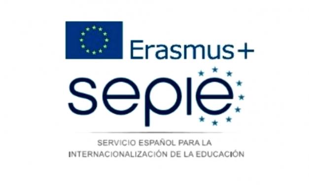 Charlas de preparación Erasmus +. Santo Tomás 2018