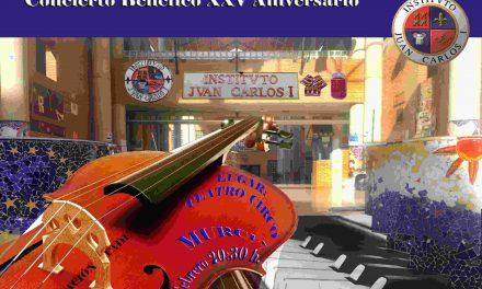 Imágenes del Concierto Solidario con motivo de la celebración del XXV Aniversario