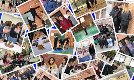 Imágenes de las actividades de Santo Tomás de Aquino 2018