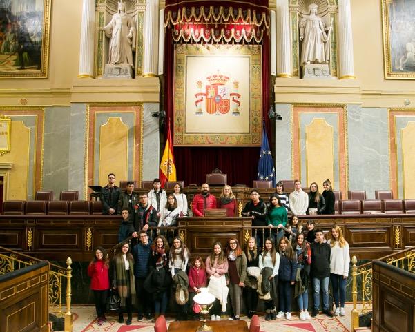 Viaje cultural a Madrid 2018 – Departamento de Latín