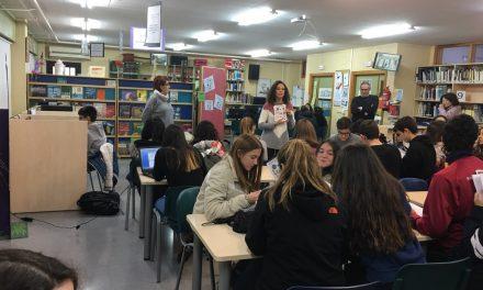 Publicación de cuentos en francés de María Jesús Martínez Mondéjar
