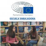 Escuelas Embajadoras. Entrevista a una alumna ERASMUS+ del IES Juan Carlos I