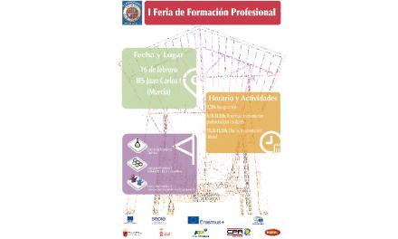 Feria de Formación Profesional con motivo del XXV aniversario del instituto