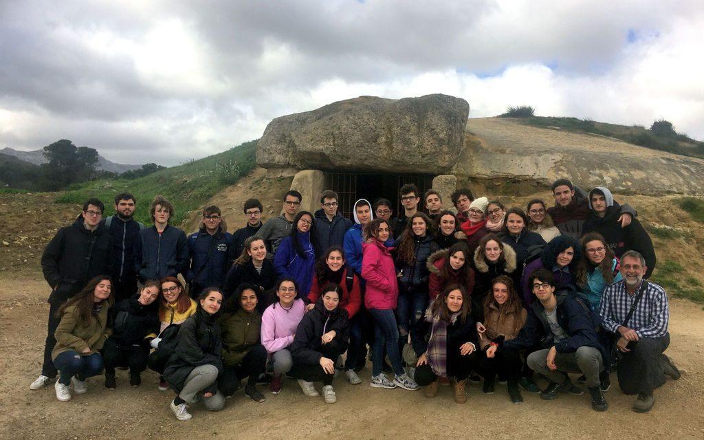 Bachillerato de Investigación: Viaje a Antequera