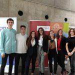 Nuestros alumnos en las Jornadas Regionales de Investigadores Junior 2018