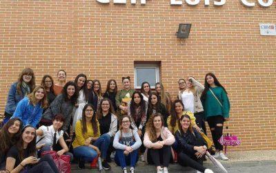 Actividades en el colegio «Luis Costa»