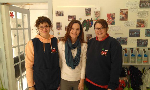 Visitas de seguimiento alumnos FCT Erasmus+