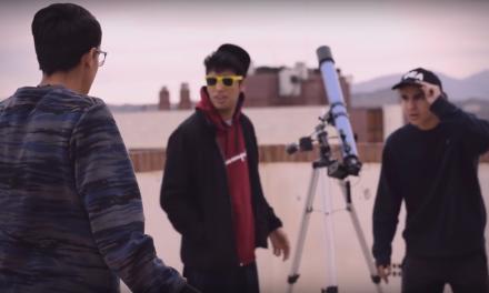Tres alumnos del IES Juan Carlos I entre los seis ganadores del concurso Ciencia Clip