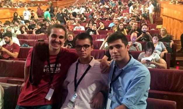 Ganadores del Premio Especial del Jurado en el Concurso CienciaClip