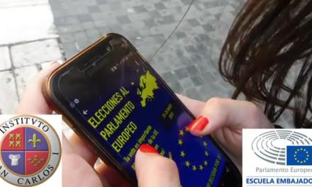 Video para el concurso de Escuelas Embajadoras – 2018