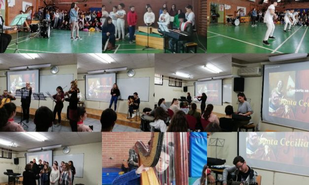 Día de Santa Cecilia – 2018