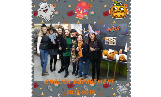 Concurso de Calabazas y Lápidas – Halloween 2018