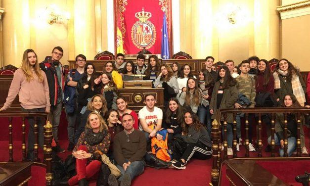 Viaje cultural a Madrid 2018-19 · Departamento de Latín