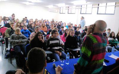 Charla sobre prevención del consumo de alcohol y drogas en el alumnado – 2019