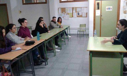 Charla intercultural: Italia-Pisa, por Asunción Pérez