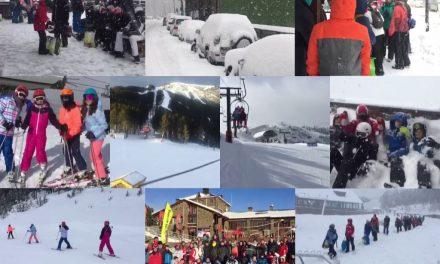Viaje a la nieve – 2019