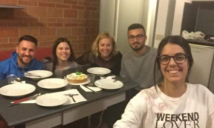 Alumnos Erasmus FCT 2019