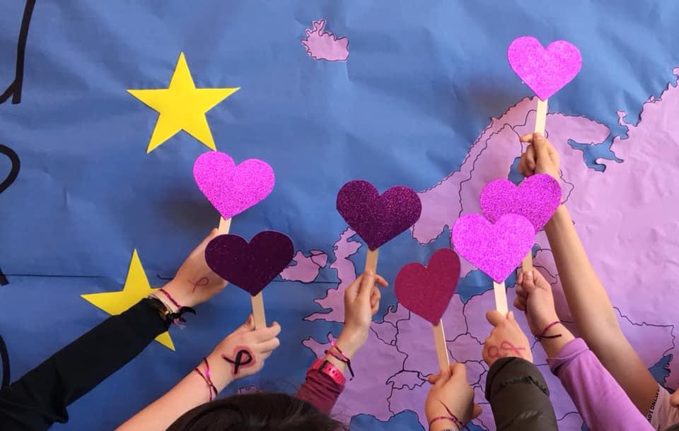 """Escuelas Embajadoras: """"Europa en femenino"""""""