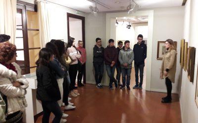 Visita al Museo Ramón Gaya