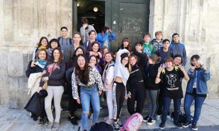 Visita a la Escuela de Arte Dramático