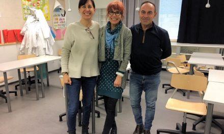 Movilidad docente (jobshadowing) en Vaala (Finlandia) – Erasmus Plus KA101