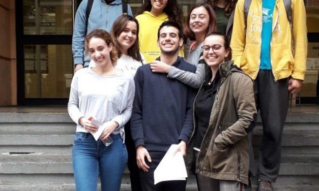 Nuestros alumnos de 2º Bachillerato de Humanidades participan en las Olimpíadas de Griego y Latín