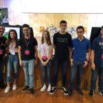 """Alumnos premiados en la Gran Final del Concurso """"Rétame y aprendo"""" 2019"""