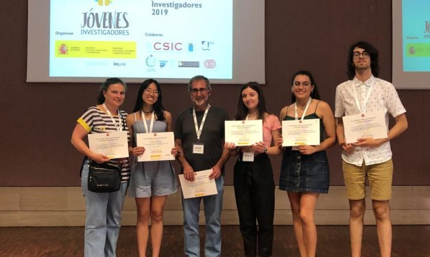Alumnos de bachillerato de investigación, premiados en el XXXI Certamen de Jóvenes Investigadores