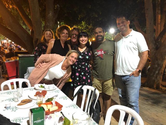 Erasmus+ KA229: Visita de profesores de Alemania y Bélgica
