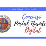 Concurso Postal Navideña Digital para el alumnado del Centro