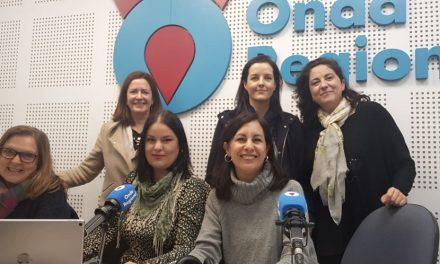 Entrevista en Onda Regional sobre el programa Escuelas Embajadoras de la Unión Europea