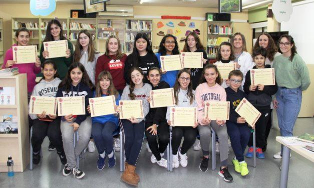 Nuevos alumnos mediadores – curso 2019-20