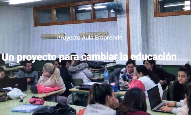 "Proyecto de innovación educativa ""Aula Emprendedora-Soft-Skills"""