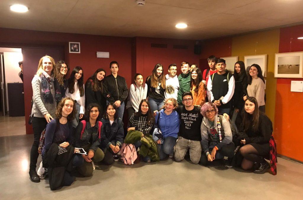 Asistencia a la VI Muestra de Teatro Grecolatino de Murcia