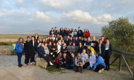 Viaje del Bachillerato de Investigación a Antequera: Conviviendo y aprendiendo