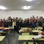 Intercambio del IES Juan Carlos I con el Lycée du Granier de Chambéry-Savoie. Febrero 2020