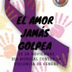Video de sensibilización contra la violencia de género, por alumnado del ciclo EASO