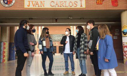 Alumnos del IES Juan Carlos I premiados en laLVII Olimpiada Matemática Española