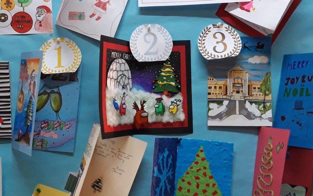 "Premios ""Postal Navidad 2020"" – SELE curso 2020-2021"
